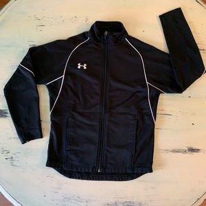 Under Armour Boys' Warm Up Jacket